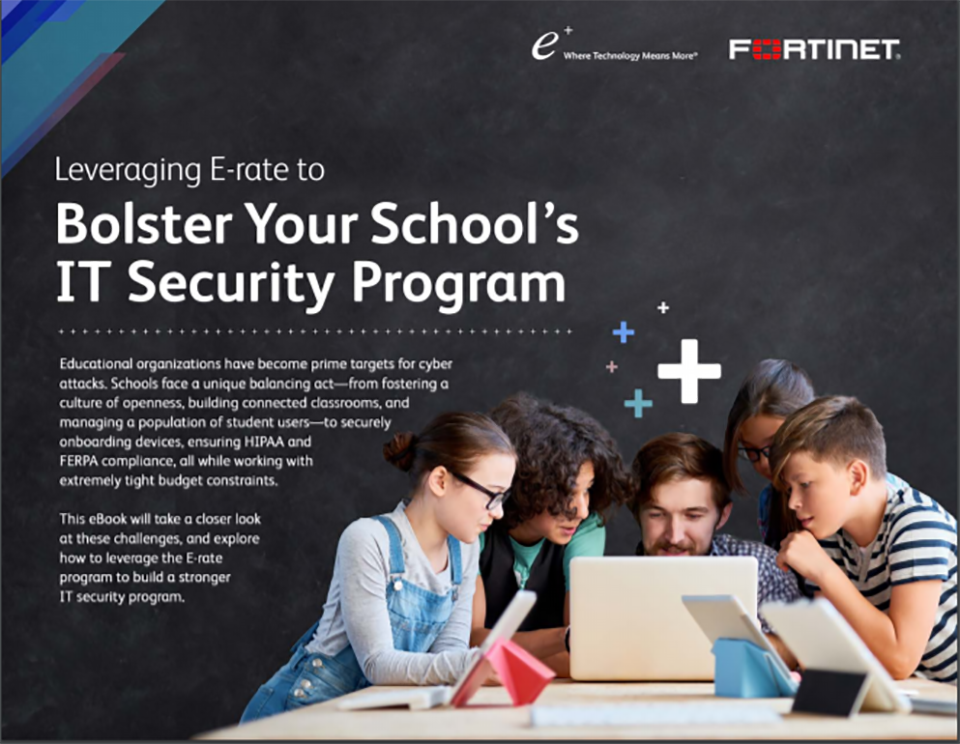 Fortinet e-rate ebook