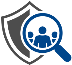 Detection, Prevention Response Icon