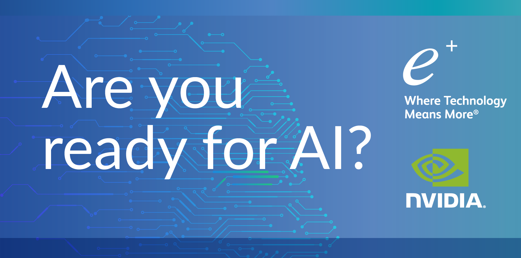 Are you ready for AI?
