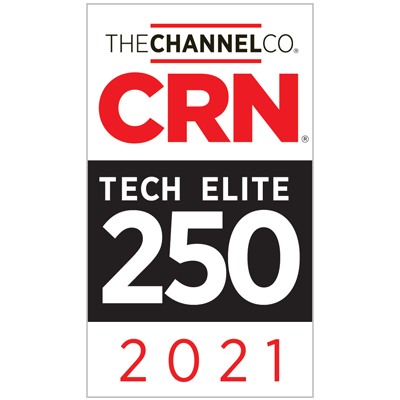 ePlus Honored on the 2021 CRN® Tech Elite 250 List