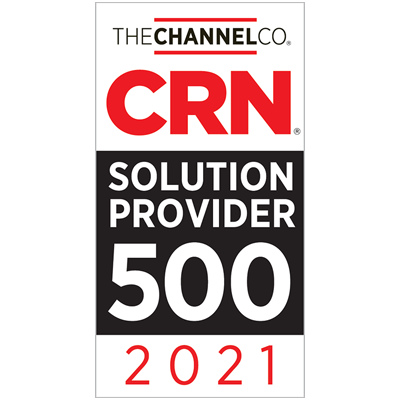 ePlus Ranked in Top 10% of North American IT Channel Partners in CRN's 2021 Solution Provider 500 List